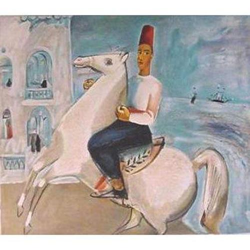 white horseman nahum gutman